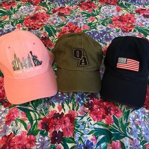 Used hats $6 EACH